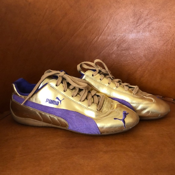 purple and gold pumas, OFF 76%,Best